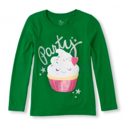 T-shirt CUPCAKE PARTYPLACE 1989 USA