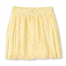 Pleated skirt PLACE 1989 USA