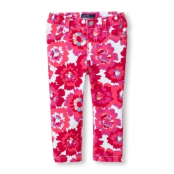 Jeggins Floral PLACE 1989 USA