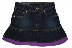 Skirt Jeans RUFFLE US POLO ASSN.