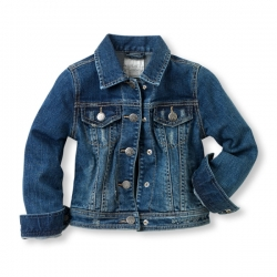 Denim Jacket PLACE 1989 USA